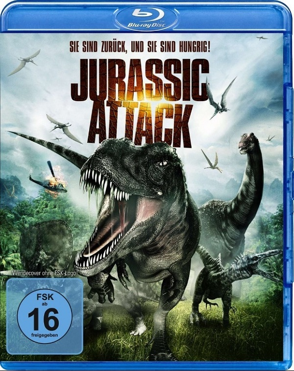 Jurassic Attack / Динозавърска атака (2013)