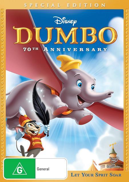 Dumbo / Дъмбо (1941) BG-Audio