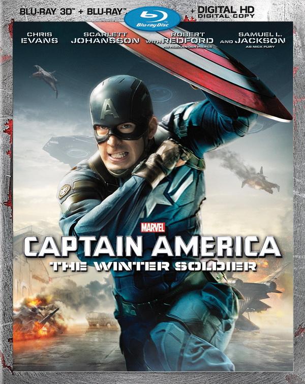 Captain America: The Winter Soldier / Завръщането на първия отмъстител (2014)