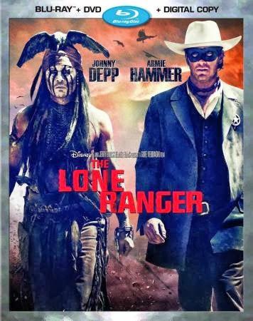 The Lone Ranger / Самотният рейнджър (2013)