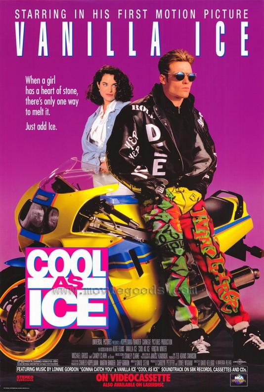 Cool As Ice / Студен като лед (1991) BG-Audio